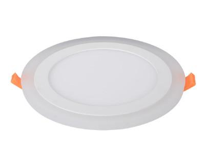 LED Recessed Light, Edge-lit Fixture