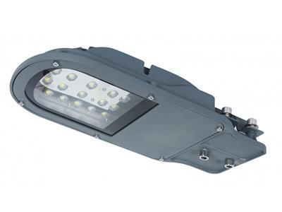 LED Street Light Fixture, 136 SMD LEDs