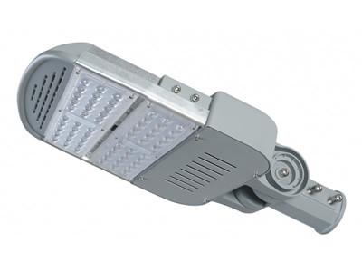 LED Street Light Fixture, 122B SMD LEDs