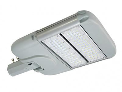 LED Street Light Fixture, 123 SMD LEDs